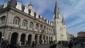 Jackson Square New Orleans French Quarter